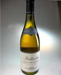 【シャプティエ】 ベルルーシュ ブラン 750ml  フランス白ワイン