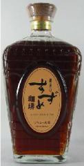 【八鹿酒造】大分麦焼酎 銀座のすずめ ガスライトの珈琲 720ml リキュール