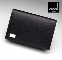 ダンヒル ズ カードケース 名刺入れ DUNHILL メンサイドカーライン ダークブラウン FP4700E ダンヒル カードケース