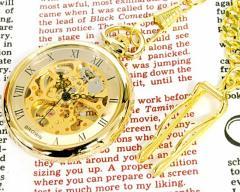 懐中時計 オールゴールド BR925-GDGD
