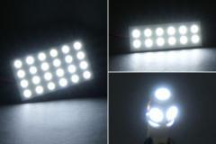送料無料の激安SALE[トヨタ]プリウス≪30系≫専用■高輝度SMD仕様LEDルームランプ7点セット