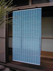 木曽すだれ「ビニール」88×152cm[TKB]
