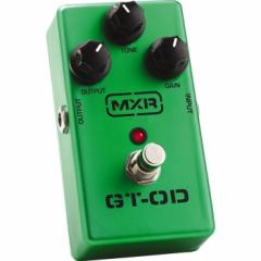 MXR M-193 ギター用エフェクター GT-OD Overdrive 【送料無料】【z8】