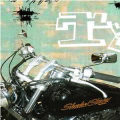 クロームメッキ&シンプルさが人気! バイカーズミラー #BM-KR,KL/TNK バイク用ミラー