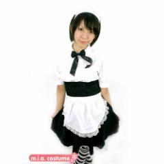 キューティー メイドセパレート 色:白/黒 サイズ:M 【お取り寄せ】