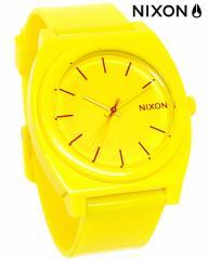 ニクソン 腕時計★THE TIME TELLER P  A119250 イエロー
