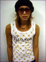 GRASUM【グラッサム】モノグラム総柄タンク【menS ファッション タンクトップ お兄系】