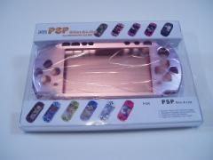 PSPアルミ製軽量シェルケース(PSP2000専用) ★PSP保護ケース★色: ピンク(プロテクトケース) GG