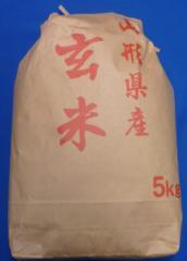 28年産山形県産ひとめぼれ玄米5kg