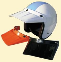 オフロードタイプ☆ダックバイザー/DAMMTRAX(ダムトラックス)バイクヘルメット用バイザー