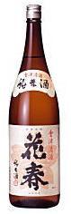 【花春酒造】濃醇 純米酒 1800ml