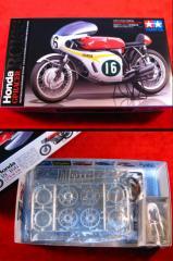 ■遠州屋■ Honda RC166 GPレーサー 1966年 ロードレース世界選手権 250ccチャンピオン タミヤ模型 (市/R)★