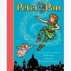 【送料無料】 洋書 ポップアップ絵本シリーズ 「Peter Pan(ピーター・パン)」