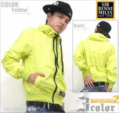 ≪セール≫ SIR BENNI MILES ナイロンジャケット(B系 ファッション メンズ ヒップホップ ストリート系 ファッション HIPHOP ダン