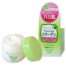 ナチュリナ 保湿クリーム 60g 無香料・無着色 アロエエキス配合 肌荒れ・乾燥に◎