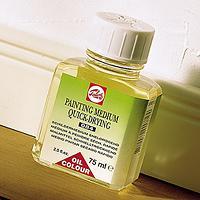 20%OFF ターレンス調合溶き油 ペインティングメディウムクイックドライング