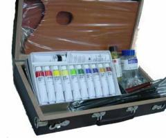 特価・送料無料 ホルベイン油絵具木箱セット