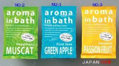 大人気♪癒される香りの入浴剤【アロマインバス】...