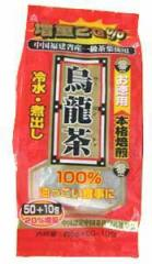 アルファ 烏龍茶 60包 20%増量お徳用!中国福建省産一級茶葉を100%使用!