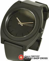 NIXON ニクソン 男女兼用腕時計 THE TIME TELLER P A119524 マットブラック