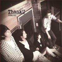 (日本版)CNBLUE(C.N.ブルー)1stアルバム「ThankU」 CD