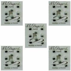 エステーデュポン ST.DUPONT ライター フリント5個セット 40粒 (石・グレーラベル)