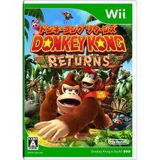 【送料無料】  ドンキーコング リターンズ Wiiソフト