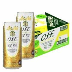 アサヒ OFF(オフ)500ml 24缶入り(1ケース)【アサヒビール】