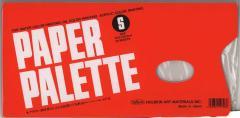 20%off ペーパーパレットS 紙パレット 15×30.5センチ ホルベイン