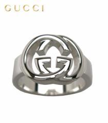 グッチ リング 指輪 GUCCI ダブルGリング 190483-J8400 8106 グッチのリング