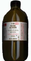20%off ペンチングオイル 500ミリ ホルベイン調合溶き油