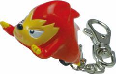 【チョロQ仕様】 (メール便出荷OK) DASHだ!BILLY フィギュア型キーホルダー ビリー 自走式キーホルダー