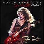 ◆テイラー・スウィフト CD+DVD【スピーク ナウ・ワールド・ツアー・ライヴ】