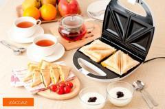 ホームスワンホットサンドメーカー 【トースト・朝食・おやつ・送料無料・SHS-20】HOME SWAN