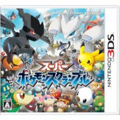 【送料無料】  スーパーポケモンスクランブル 3DS