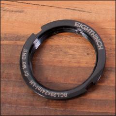 """EIGHTHINCH エイスインチ コグ ロックリング """"Lockring 1.29-24"""" COGS カラー BLACK"""