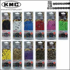 KMC ケーエムシー チェーン Z410 カラー 自転車
