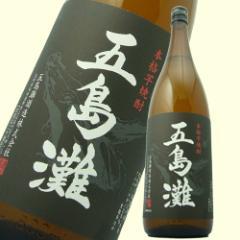 芋焼酎『五島灘』黒麹1.8L