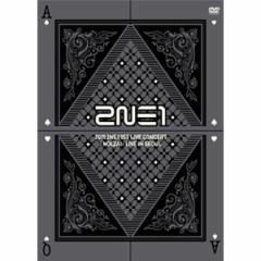 韓国音楽 2NE1(トゥ・エニィワン)- 2011 2NE1 1ST LIVE CONCERT DVD[NOLZA!](2DISC+フォトブック)(06.05以後)