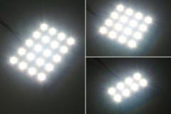 期間限定の激安SALE[スバル]レガシィ≪BP5/BPE≫専用■驚異の明るさ高輝度SMD仕様LEDルームランプ4点セット