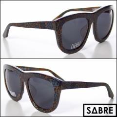 SABRE/セイバー サングラス POOLSIDE/プールサイド カラーGOLD BLUE ANIMAL/GRAY