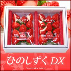 【送料無料】ひのしずく苺DX化粧箱ギフト!甘くて香りの良い熊本の新しいいちごです。素敵な包装でお届けします。【いちご・イチゴ・苺】