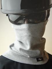 【メール便対応】大人気!洗えて夏でも快適なフェイスマスク☆バイクや花粉症に♪オールシーズンネックウォーマー/CROW