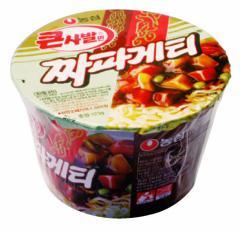 ジャジャンカップ麺(123g)★10個SET★韓国食品市場★韓国食材/韓国食品/韓国料理/韓国麺類/インスタント/ラーメン/ジャジャン麺