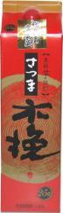 さつま木挽(こびき) 25度 1800mlパック 芋