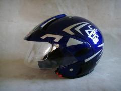 バイクヘルメット ジェット 子供用ヘルメット  春、夏、秋、冬 PSC付き AHP 送料無料