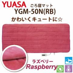 ユアサ ごろ寝 マット  YGM-50N RB ラズベリー
