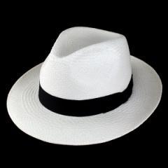 ハット メンズ ハット 帽子 パナマ帽 ワイドブリムパナマハット MAYSER マイザー ドイツ製/ホワイト/ブリーチ