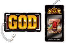 1月下旬 (メール便OK) (ミリオンゴッド) パチスロ GOD ミリオンゴッド 神々の系譜ZEUSver. ICカードパスケース