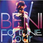 ◆BENI CD+DVD【FORTUNE Tour】12/12/19発売